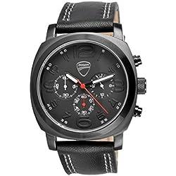 Crono Ducati Total Black Watch