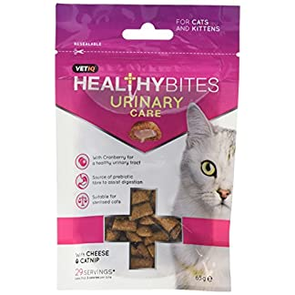 VetIQ Healthy Bites Urinary Care For Cats & Kittens 65g - Pack of 8 18
