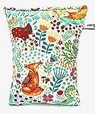 Kräuterkissenmanufaktur - Cuscino alle erbe aromatiche, 25 x 20 cm Design n. 174