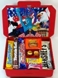 American Candy Gift Box Hamper | All Items Imported From...
