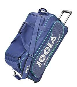 JOOLA TT-sac valise à roulettes bleu/vert, 80070
