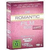 Die Romantic Film Box - 3 Romantic Comedy Filme in einer Box: Liebe um jeden Preis, Wer ist die Braut, Liebe ist Nervensache