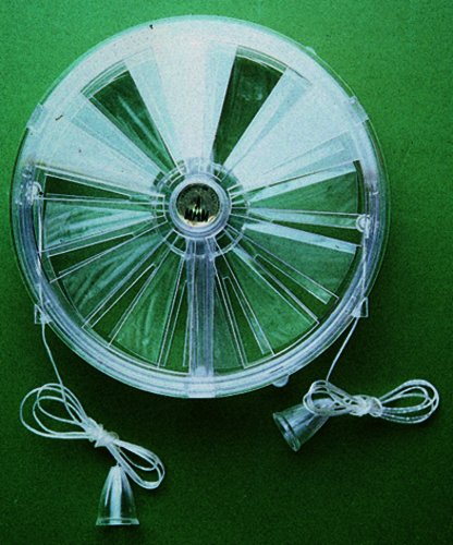 LMT 27480–20AE/160Belüfter für Glas, mit Verschluss, Durchmesser 200mm