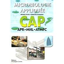 Microbiologie appliquée CAP APR-MHL-ATMFC
