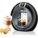 Delonghi Dolce Gusto Circolo - Máquina de café (1.3 L, 15 Bar), color negro