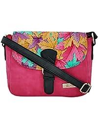 Ericafashion Women's Multi Colour Handbag (ECF-17_Multi)