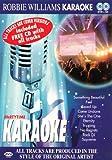 Robbie Williams - Karaoke DVD & CD