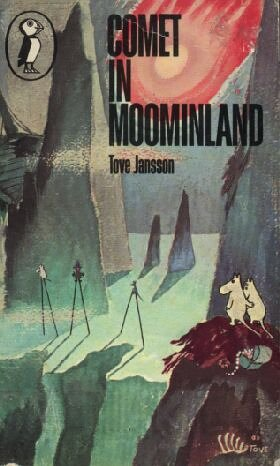 Comet in Moominland (Puffin Books)