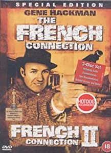 The French Connection/French Connection II [DVD] [1975]