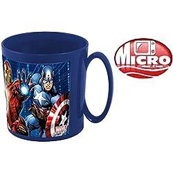 Los Vengadores (Avengers)) - Taza plastico microondas 36 Cl (STOR 53104)