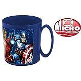 Boyztoys Tazza da microonde, motivo:Avengers