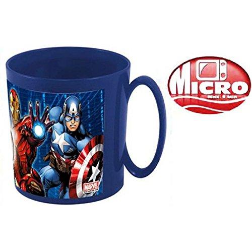 Tasse micro-ondes plastique Marvel Avengers 36 cl