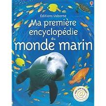 Ma première encyclopédie du monde marin