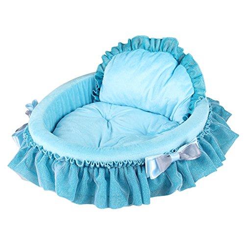 Zuckerti - cuccia / letto per cane o gatto, disponibile in 2 colori