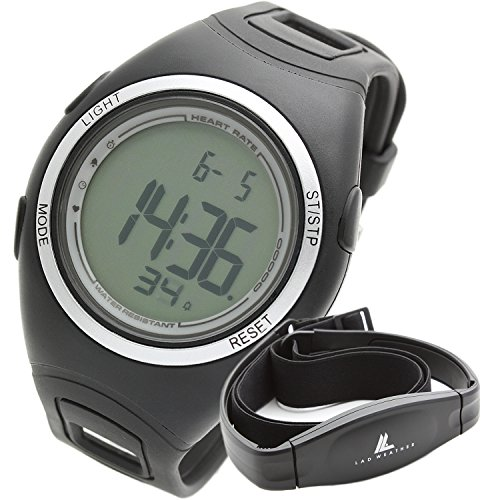 [LAD WEATHER] Heart Rate Monitor Calorie Exercise / Walking Running Outdoor fitness technology Sports Watches