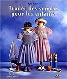 Broder des smocks pour les enfants (livre et patrons)