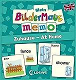 Mein Bildermaus-Memo - Englisch - Zuhause - At Home