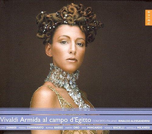 Vivaldi : Armida al campo d'Egitto