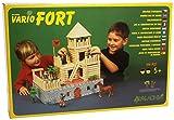 Walachia Vario Fort Holzbausteine Holz Baukasten Modellbau Set 194 Teile
