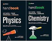 Handbook of Physics + Chemistry (Set of 2 Books)