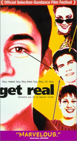 Preisvergleich Produktbild Get Real [VHS]