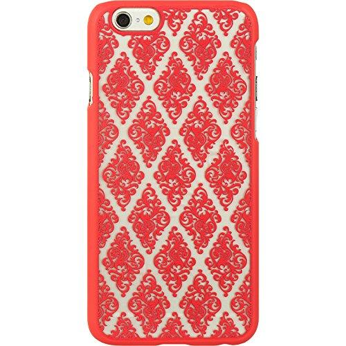 DreamWireless der Fall für Apple iPhone 6S/6-Retail Verpackung-Skew aus Spitze rot