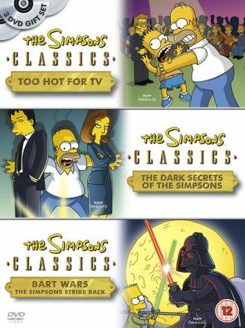 Too Hot For TV / Dark Secrets / Bart Wars