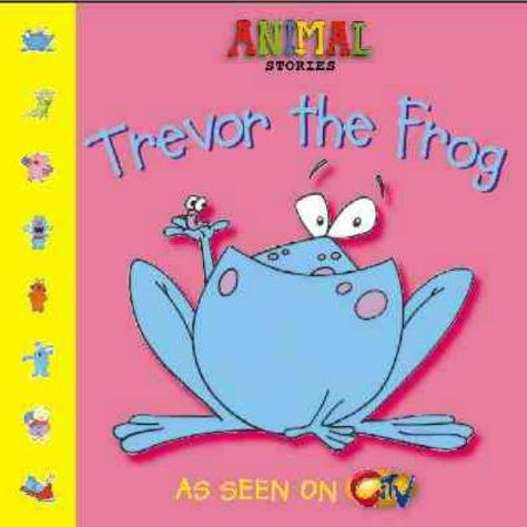 Trevor the frog