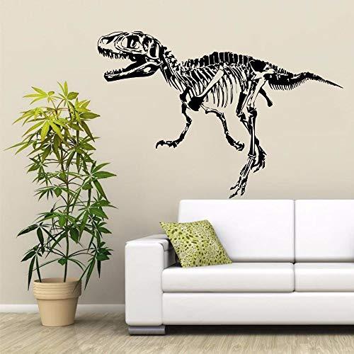 jiushizq Vinilo Adhesivo de Pared Calcomanías Mural Diseño de la Habitación Dinosaurio...