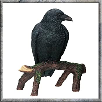Raven/'s Call figurine