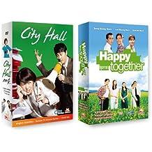 Korean TV Drama 2-pack (YA Entertainment): City Hall + Happy Together