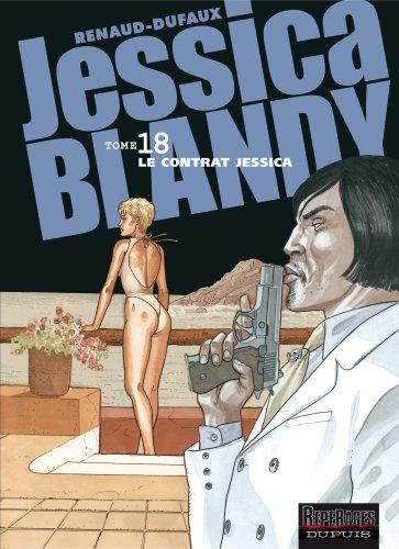 Jessica Blandy, Tome 18 : Le contrat Jessica par Jean Dufaux
