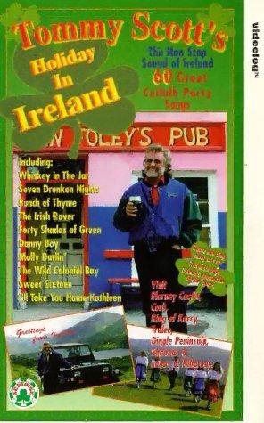 Preisvergleich Produktbild Holiday in Ireland [VHS] [UK Import]
