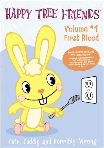 Vol. 1 First Blood