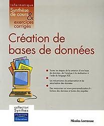 Création de bases de données