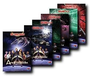 Andromeda Box 1.Staffel (6 DVDs)