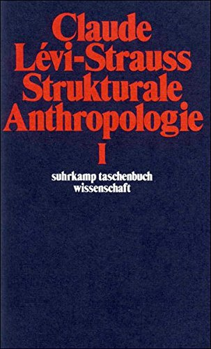 Strukturale Anthropologie I