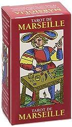 TAROT OF MARSEILLE MINI DECK (cards): Mini Tarot
