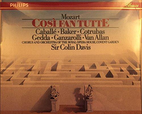Mozart-Davis-Cosi Fan Tutte