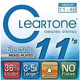 Cleartone E-Git.Saiten,11-48,CT9411 Medium, EMP Strings