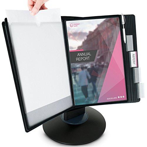 office-marshalr-sichttafelsystem-mit-tischstander-aus-metall-verstellbare-neigung-drehbar-um-360-gra