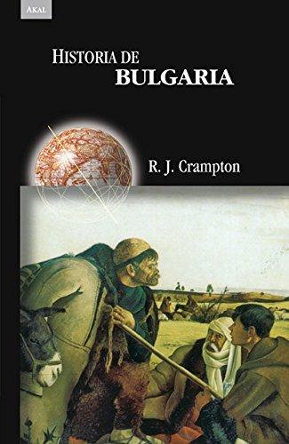 Historia de Bulgaria por R. J. Crampton