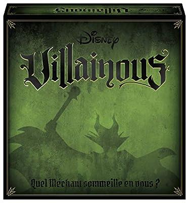 Ravensburger- Villainous Disney Jeu de société, 4005556260676