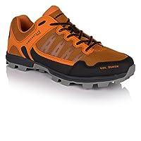 Higher State Soil Shaker Trail Running Shoes - AW19-9.5 Orange