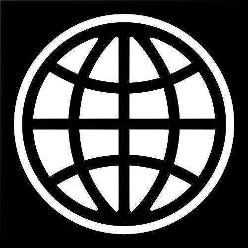 Unbekannt magFlags Raum-Fahne mit Modernem verchromtem Fahnenständer und Marmor-Fuß | Flagge: Weltbank 90x150cm | Höhe: 230cm