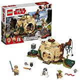 Lego Star Wars: The Empire Strikes Back Yoda's Hut 75208 Buildin g Kit (229 Piece)