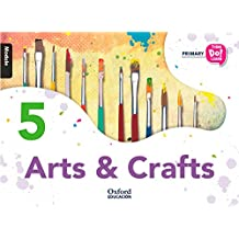 Think Do Learn Arts & Crafts 5th Primary Student's Book + CD Pack - 9788467383669
