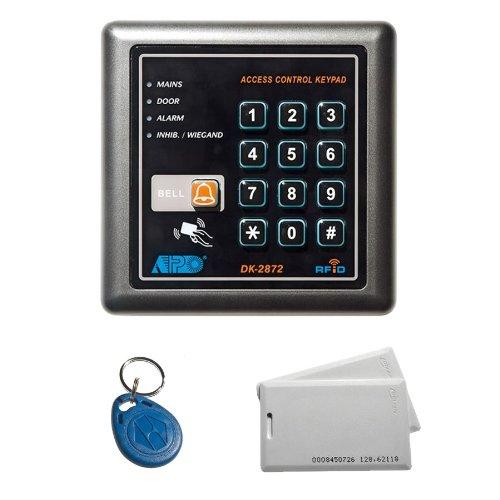 Digitales Codeschloss mit Klingelfunktion und RFID-Card-Reader im Set