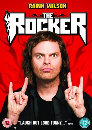 The Rocker [DVD] [2008] by Rainn Wilson