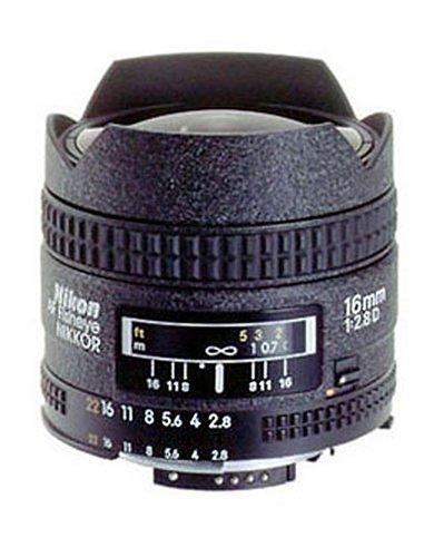 fisheye nikon Nikon AF Fisheye-Nikkor 16mm 1:2,8D Objektiv